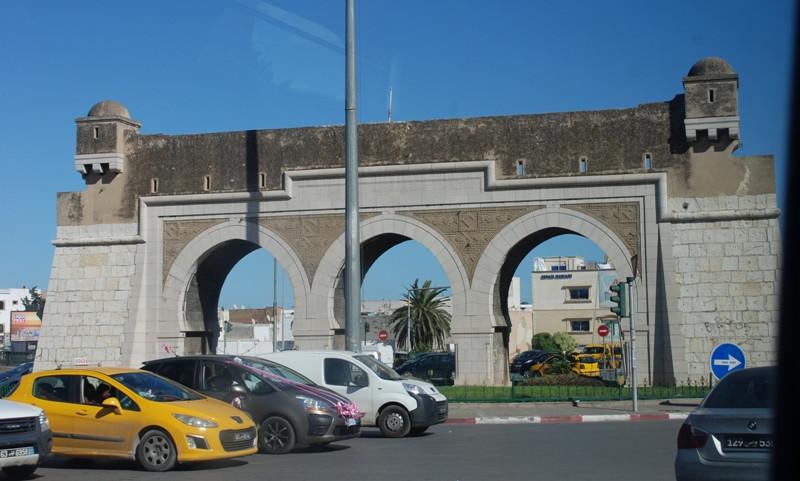 Прогулки по Тунису: Тунис