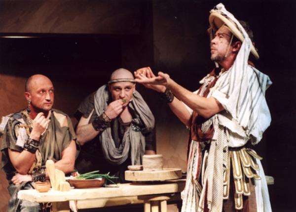 спектакль Бог, театр Моссовета