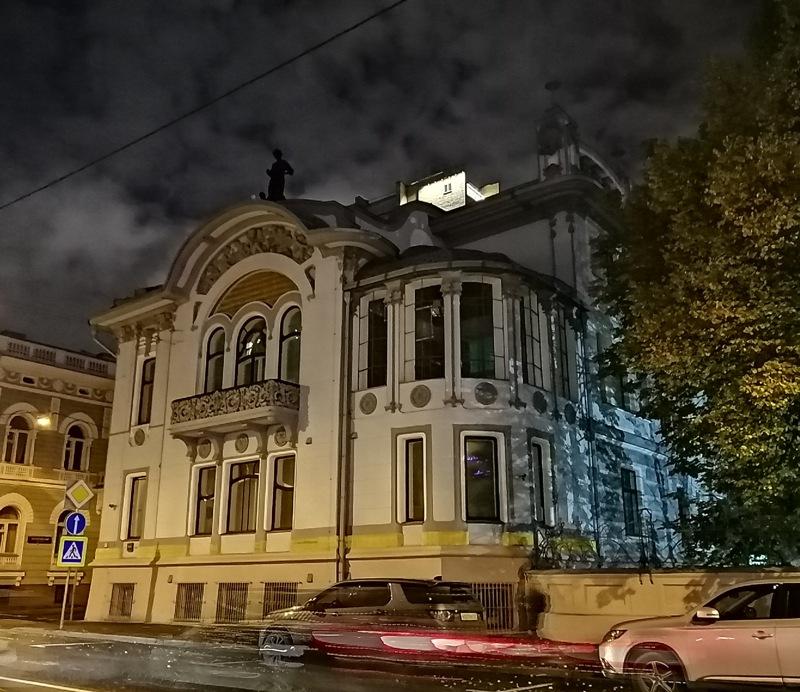 особняк Миндовского