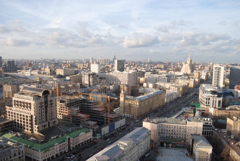 7 площадок, чтобы посмотреть на Москву сверху