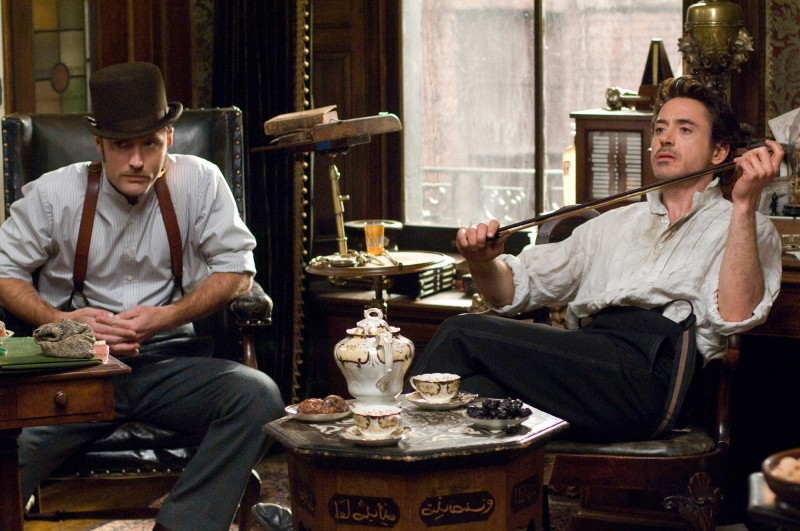 Все читали книги про Шерлока Холмса?