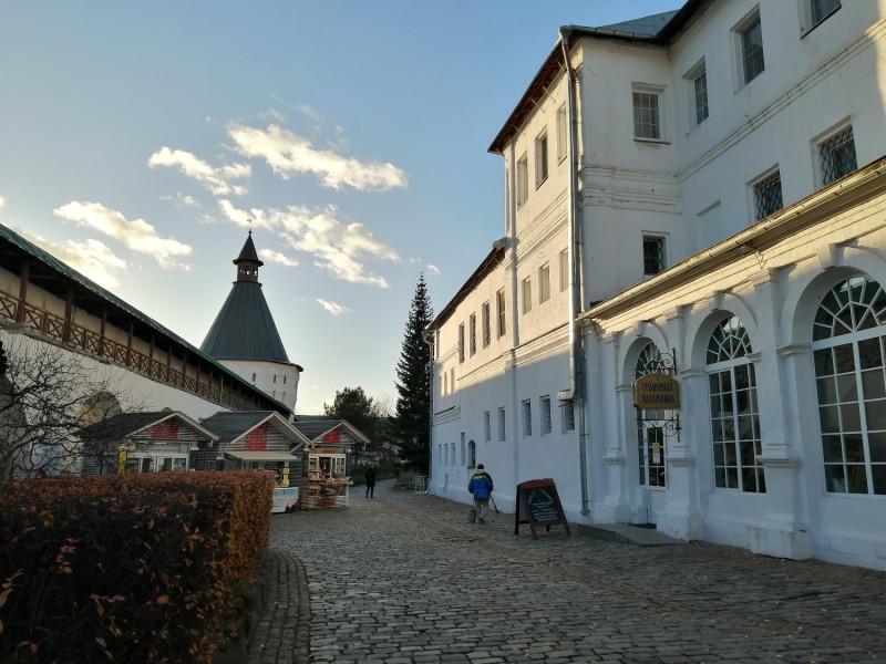 Светлое место - Новоспасский монастырь