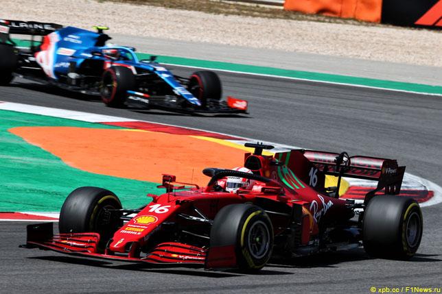 #F1: Портимао 2021