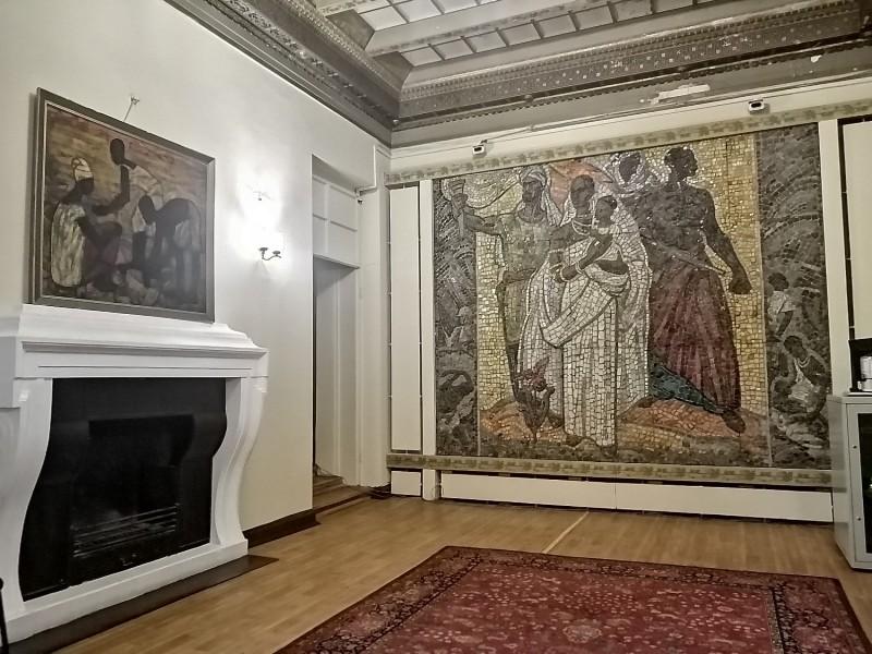 Особняк Гавриила Тарасова на Спиридоновке