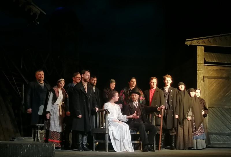 «Гроза» в Театре имени Маяковского