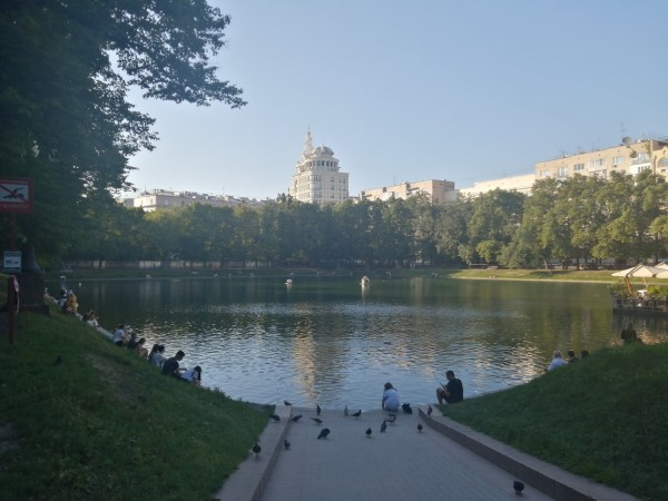 Булгаковская Москва с moskvavserdce