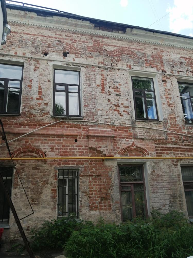 Один из старейших жилых домов Москвы — дом Ярошенко на Хитровке
