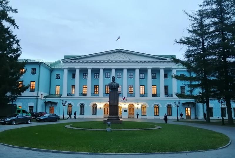 Центральный Дом Российской Армии (ЦДРА)