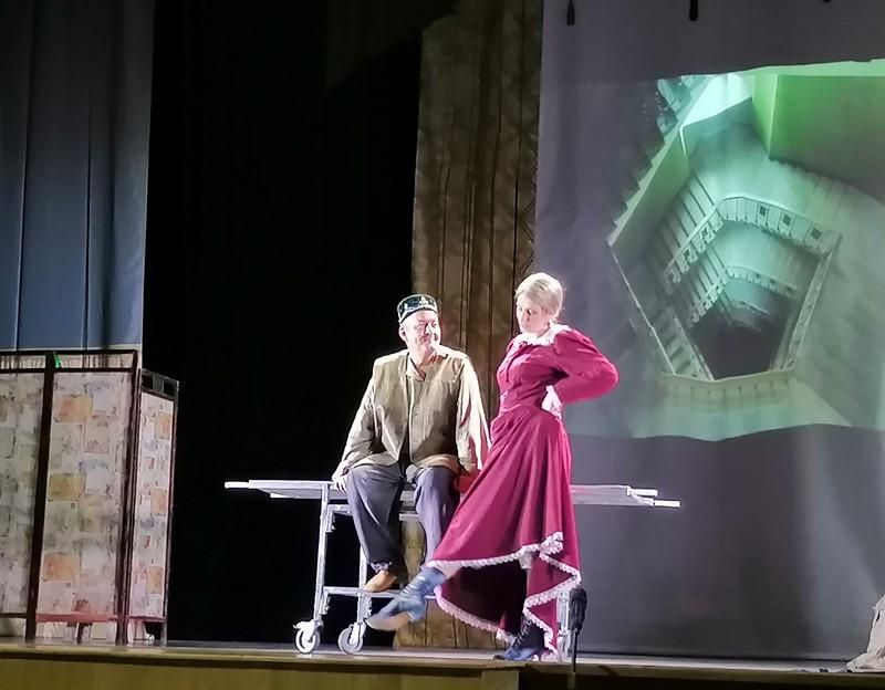Вячеслав Гришечкин и Елена Медведева