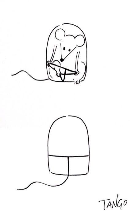 Tango-мышь-Комиксы-танго-1659863