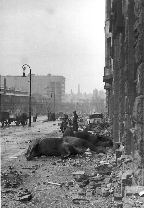 Warsaw, 1945