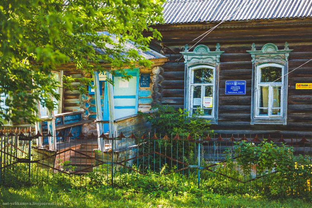 Домики в глубинке Ульяновской области (фото) - фото 5