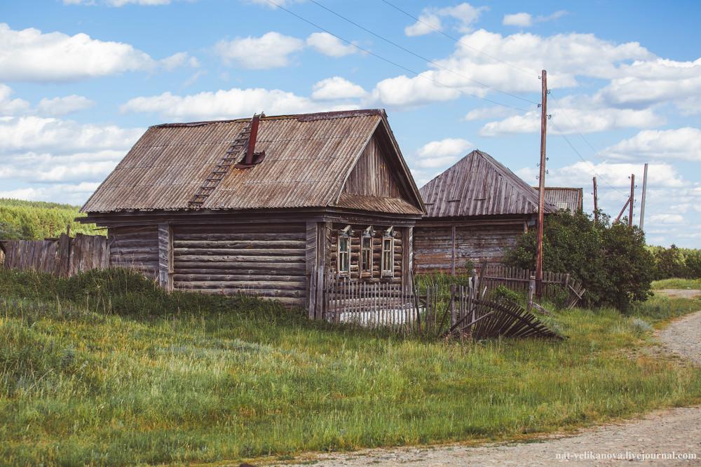 Домики в глубинке Ульяновской области (фото) - фото 17