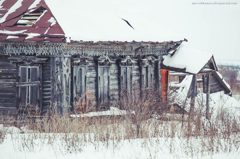 Домики в глубинке Ульяновской области (фото) - фото 21