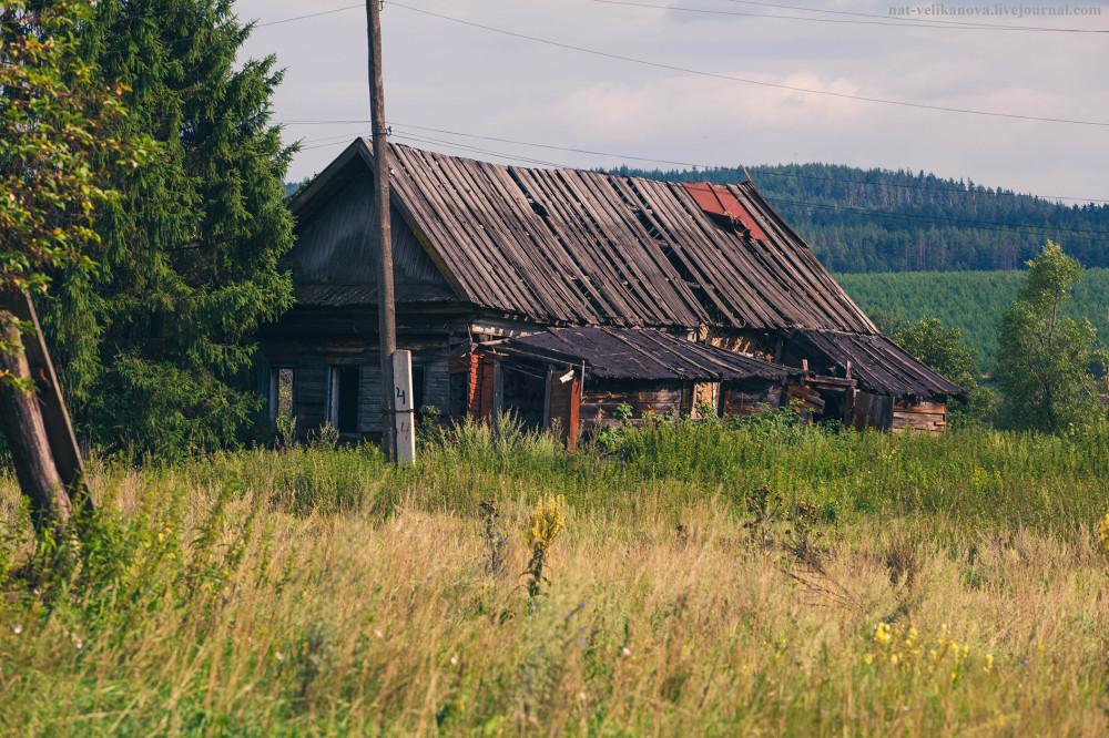 Домики в глубинке Ульяновской области (фото) - фото 9
