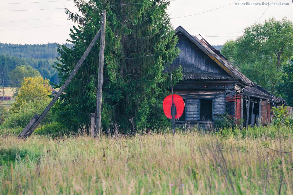 Домики в глубинке Ульяновской области (фото) - фото 10
