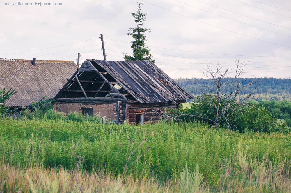 Домики в глубинке Ульяновской области (фото) - фото 12
