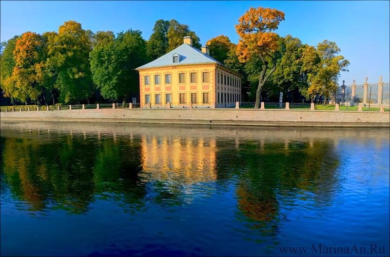 Летний дворец Петра Великого