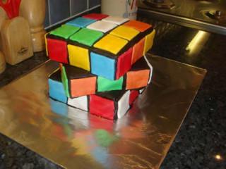 торт кубик рубик рецепт