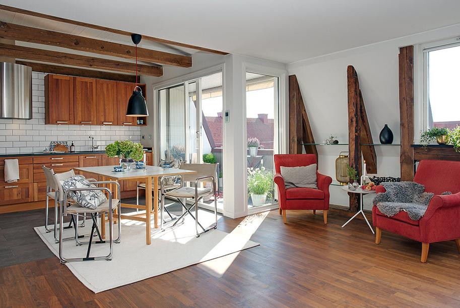 apartment-Swedish-design
