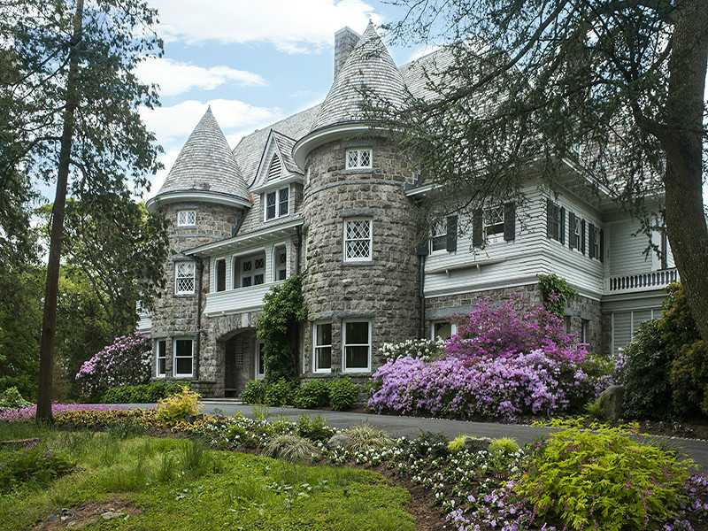 architecture-Expensive-USA-Property