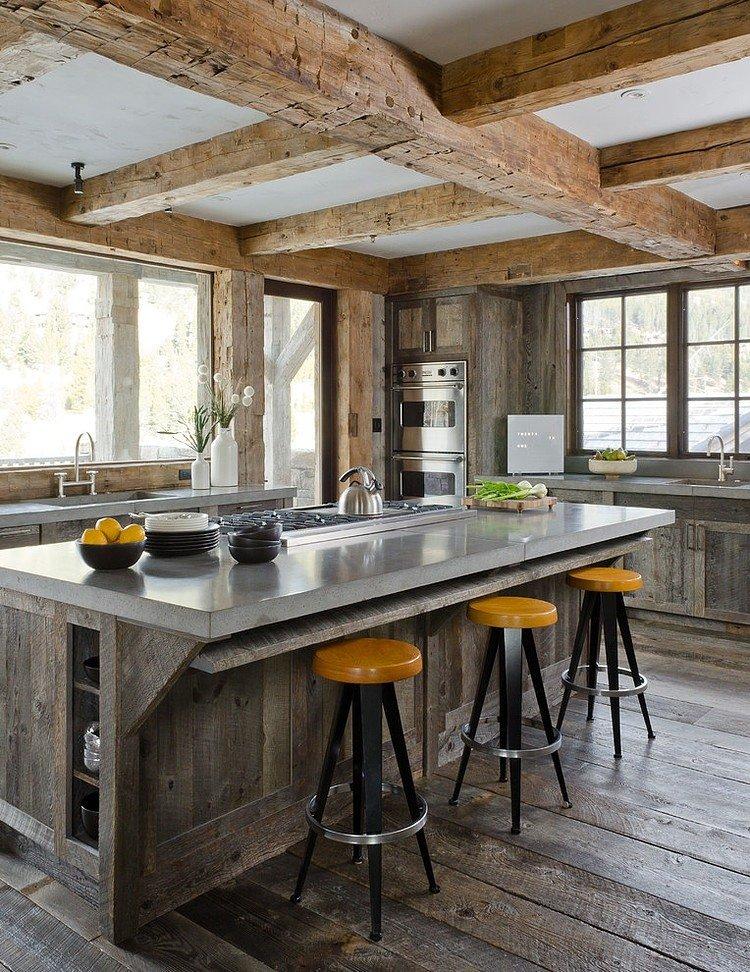 interior-rustic-residence