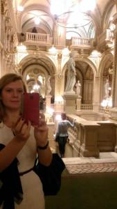 Я в Венской Опере