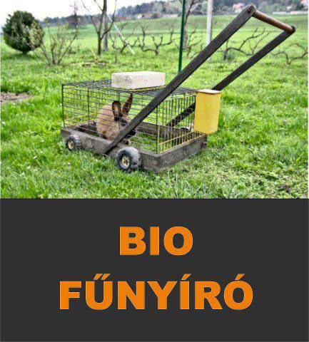 био газонкосилка