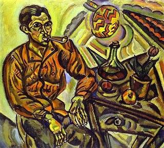 Портрет Винсента Нубиолы