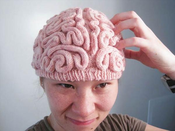 шапка-мозги