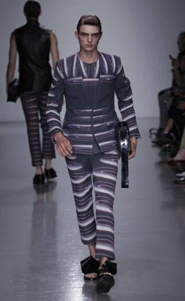 Мужская Мода 2014 Лондон