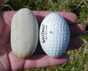 каменный мячик