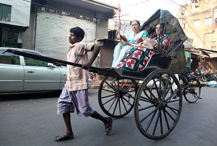 рикши