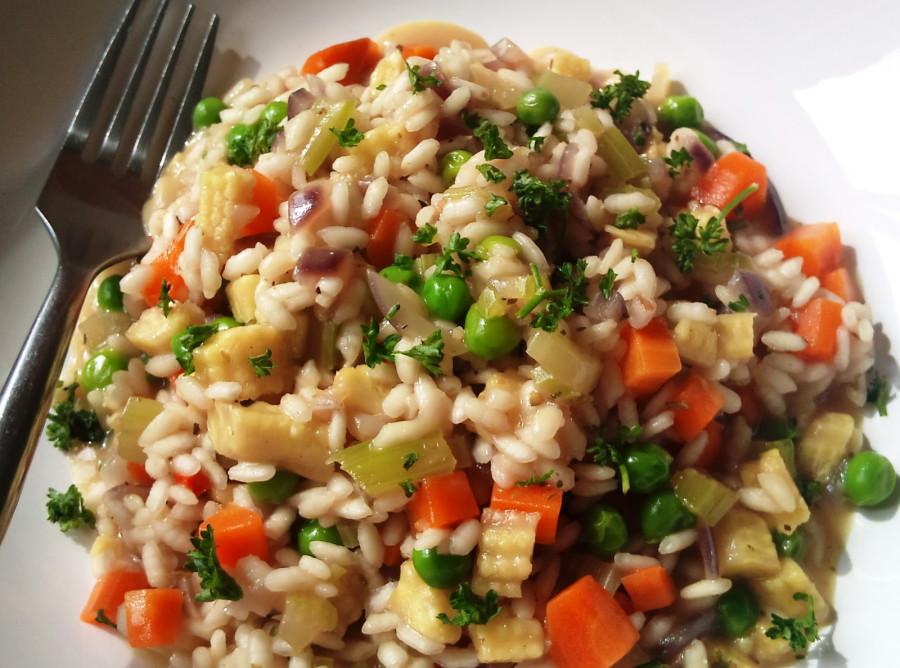 Рецепты вторых блюд с овощами простые и вкусные
