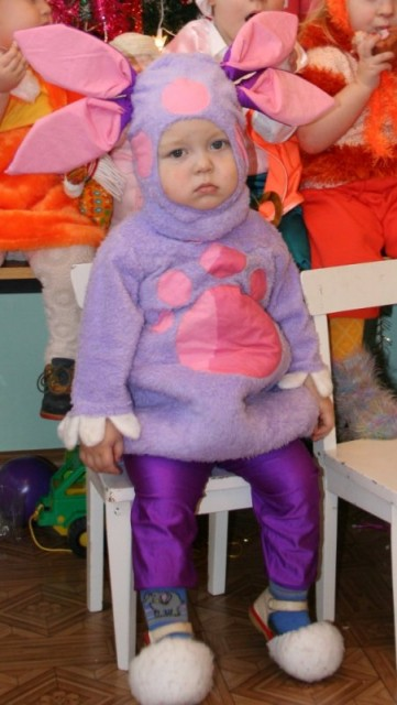 Мама это навсегда новогодние костюмы для малышей своими руками