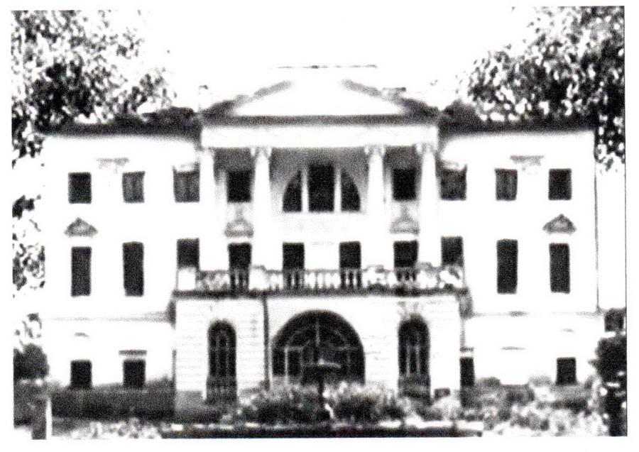 Северный фасад. Фото I пол. 20 века.