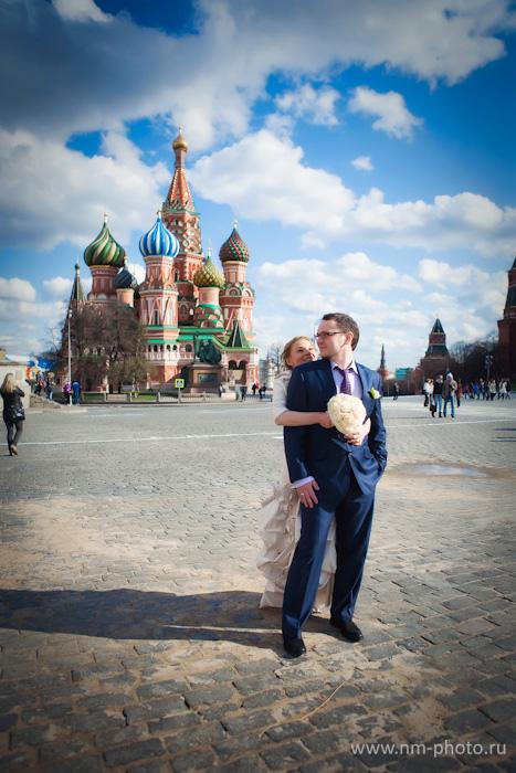 Идеи для фото на красной площади