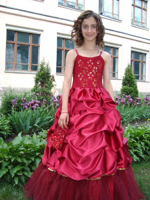 Платье для выпускного 5 класса