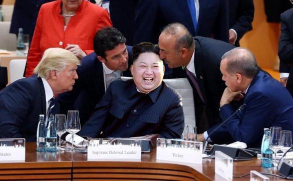 Мы полностью готовы к военному решению конфликта с КНДР, - Трамп - Цензор.НЕТ 1921