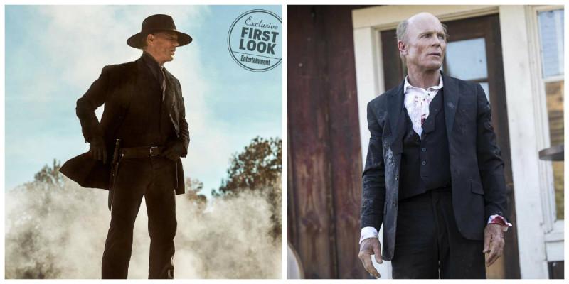 Начался второй сезон сериала Мир Дикого запада/Westworld.