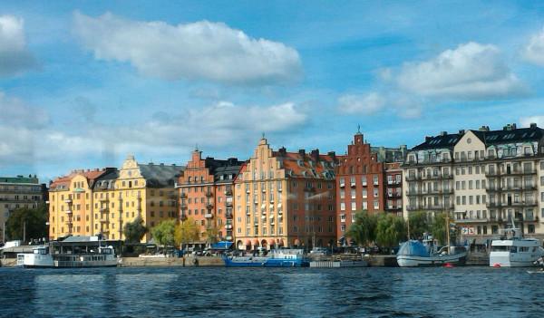 Вернулась из поездки по Скандинавии