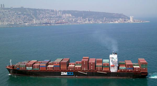 zim-shipping-israel