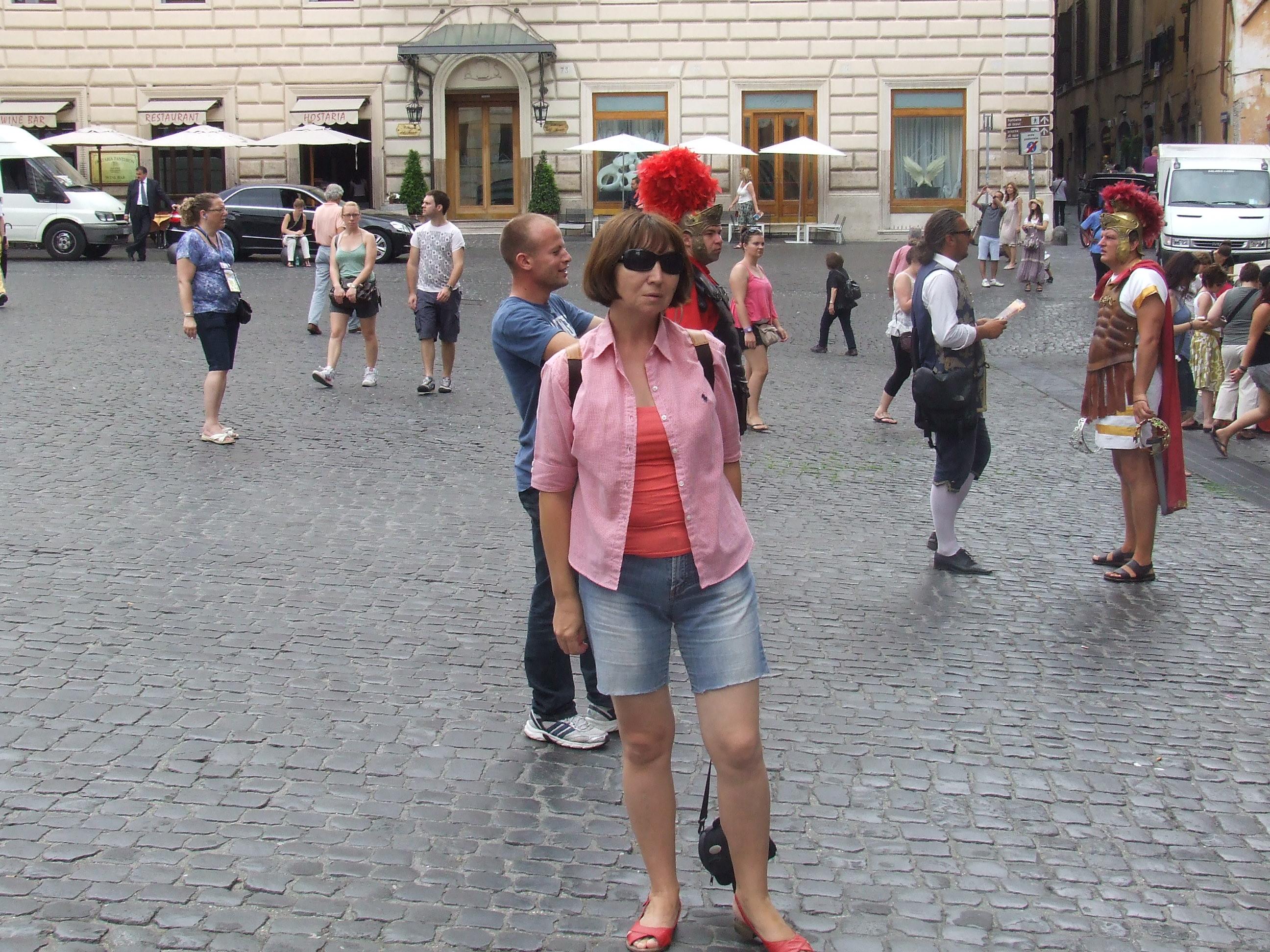 Рим. Около Пантеона