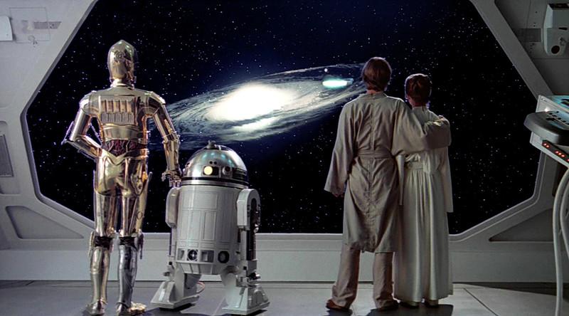 4 мая - День Звёздных войн (Star Wars Day)