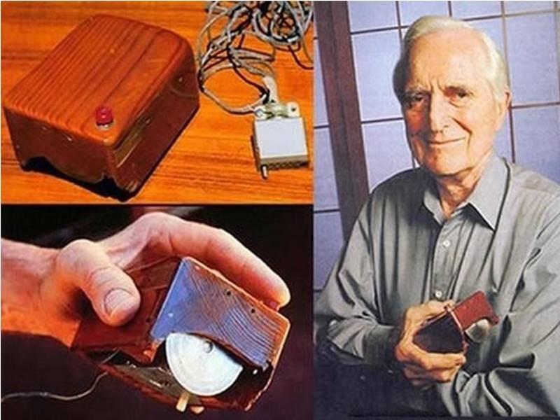 9 декабря 1968 г. 48 лет назад День рождения компьютерной мыши