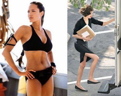 Анджелина Джоли при смерти ???