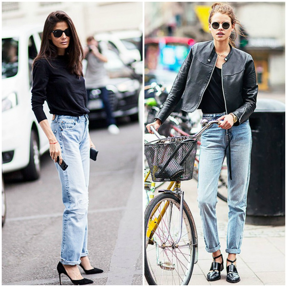 high-waist-boyfriend-jeans-fall-street-style-outfits-2014-fashion-bloggers
