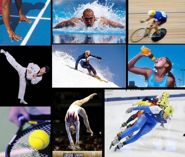 спортивное фото