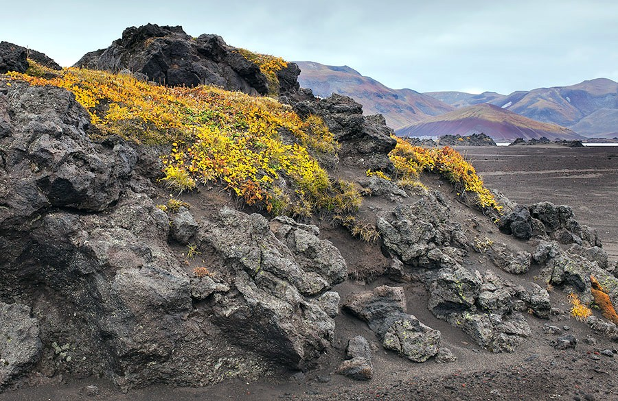 осень-в-кальдере-вулкана-Горелый