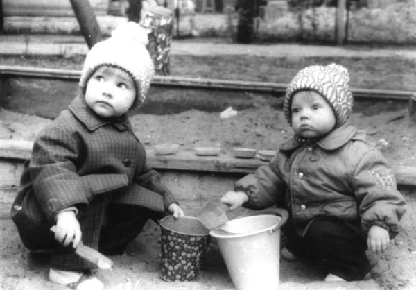 1983 - child-pesochnik